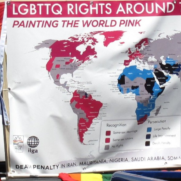 Buffy argues that LGBT+ rights abroad are our concern too. Credits: Mr.Bishie