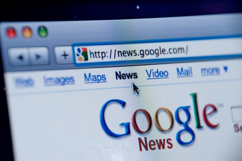 News, news and more news. Credits: Spencer E Holtaway